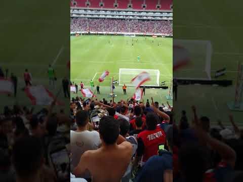 """""""Esta es tu hinchada la que jamás te falla 🇮🇩"""" Barra: La Irreverente • Club: Chivas Guadalajara"""