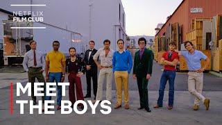 The Boys in the Band   Meet the Boys in the Band   Netflix