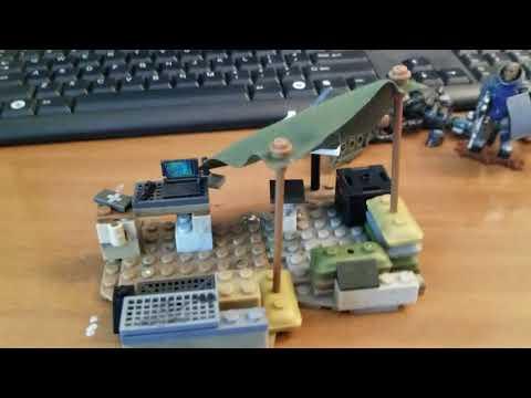 Call of Duty Mega Bloks Custom Figures - смотреть онлайн на