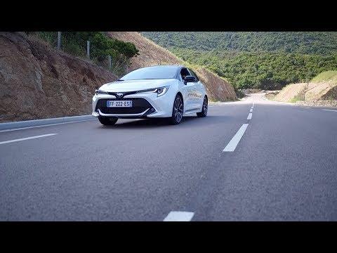 VIDEO. Essai moteur : Corolla 2019, un nouveau chapitre pour Toyota