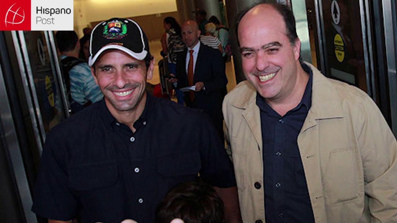 El opositor más agredido por el chavismo presidirá el Parlamento venezolano