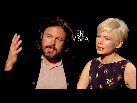 Talking grief and depression with Casey Affleck and Michelle Williams for