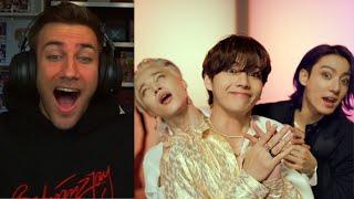 THE VIDEO! 🤣😆 BTS  'Butter' Hotter Remix Official MV - REACTION