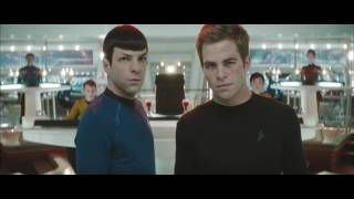 Крис Пайн, Star Trek [1080 HD Official Trailer #2] 2009