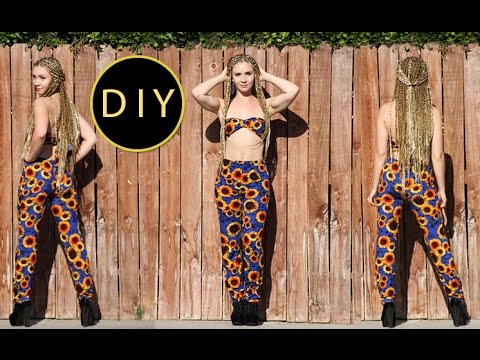How to make pants (easy)