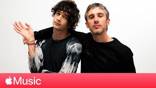 Matty Healy: The 1975 And Me & You Together Song | Apple Music