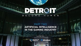 Artificial Intelligence in the gaming industry