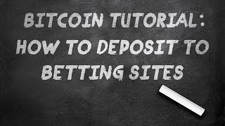 How To Use Bitcoin For Sports Betting