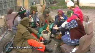 preview picture of video 'Stredná škola podnikania Brezno ... 4.E - Bezdomovci - JTV Production'