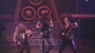 Judas Priest - Riding on the Wind [HQ] (Live in Detroit 1990)