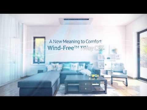 Samsung 1 Way Cassette Air Conditioner