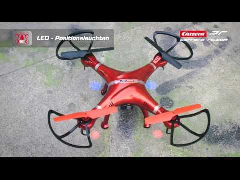 Carrera RC Quadrocopter Video Next repülő játék drón (2805026)
