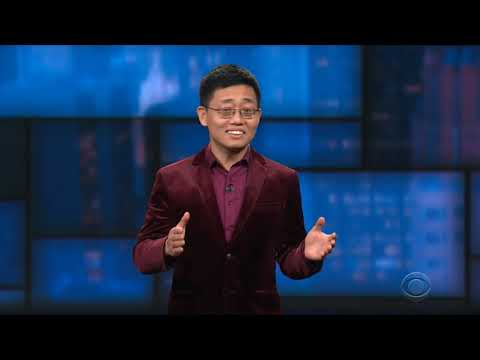 My Asian son thinks he's White - Asian Comedian Makes Judges LAUGH