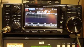 Practice Morse Code Using Your HF Radio Without Transmitting