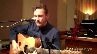 "John Butler Trio - ""Don't Wanna See Your Face"" - HearYa Live Session 2/15/10"