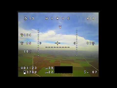 Tx801 range test