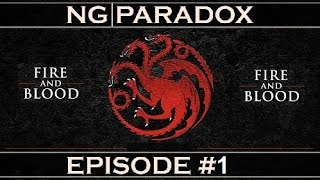 Rhaenys Targaryen #1 |The Lost Dragon Girl is Alive? | CK2 Game of Thrones Mod
