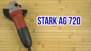 Stark AG 720 - відео 1