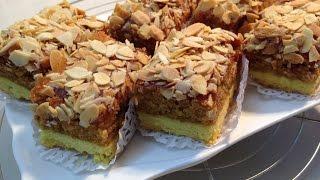 حلوى دواز اتاي سهلة وسريعة ولذيذة/ حلوى طبقات/Gâteau facile et rapide