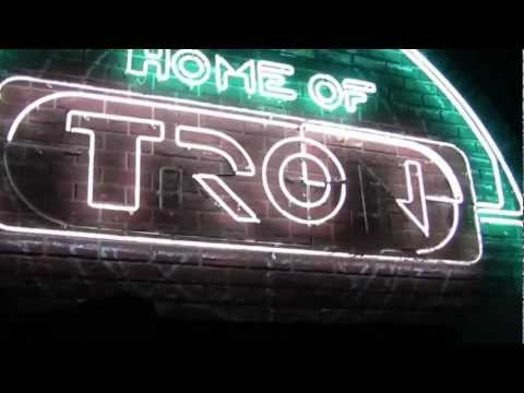 SDCC 2010 Flynn's Arcade - Disney's TRON Legacy Offsite Event Mp3