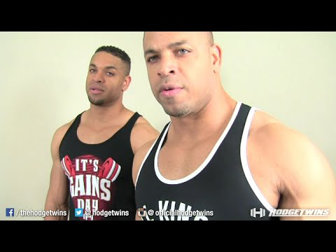 Video Are Vegan Protein Supplements Any Good? @hodgetwins