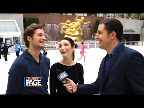 Hollywood Insider: Meryl Davis and Charlie White