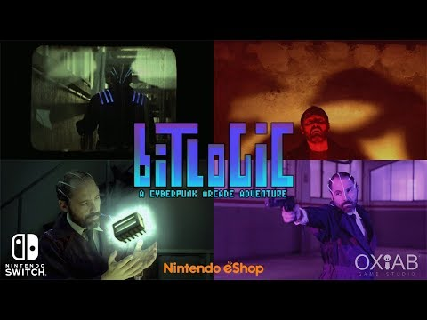 Bitlogic Nintendo Switch Live Action Trailer thumbnail