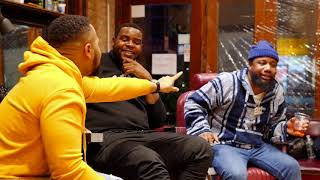 MOOK AND CARDAN GIVE A CAMRON & MASE BEEF BREAKDOWN!   MY EXPERT OPINION