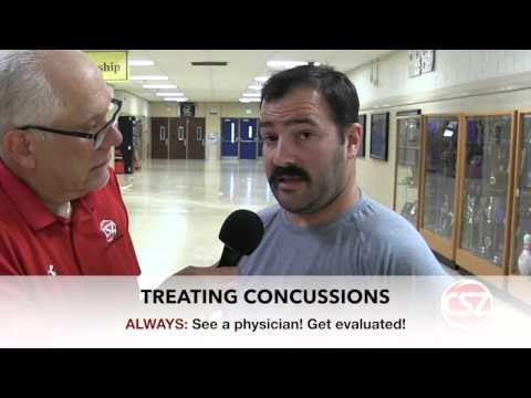 County Sports Zone Interview Concussion Evaluation & Management