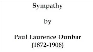 """Sympathy"" (I know why the caged bird sings) by Paul Laurence Dunbar (read by Tom O'Bedlam)"
