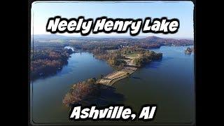 Neely Henry & Canoe Harbor