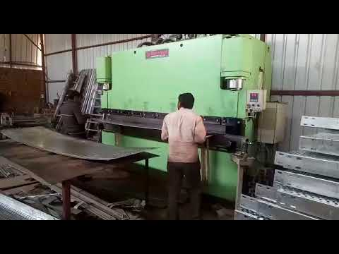Hydraulic Sheet Bending Machine Press Brake