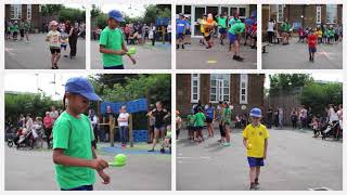 KS1 Sports Morning