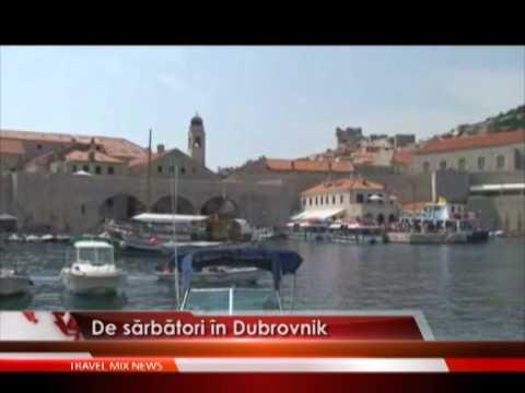 De sărbători în Dubrovnik