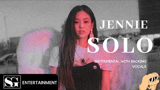JENNIE 'SOLO' (instrumental With Backing Vocals)