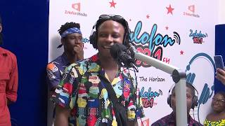 Moment Of Truth: Kelvin Boy Tells It All  About Stonebwoy, OV & Reveals Target Of Yawa No Dey Song