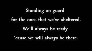 3 Doors Down - Citizen Soldier lyrics (on screen) HQ