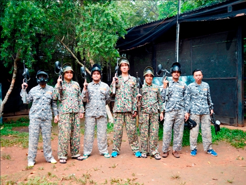PATRIOT PAINTBALL SPORT ALAM SUTERA - Infonitas.com