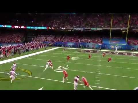 Sugar Bowl Highlights | Alabama vs Clemson Part III |
