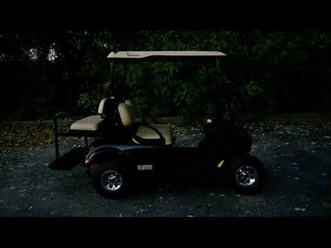 2019 E-Z-GO Freedom TXT (PTV) Gas in Wauconda, Illinois - Video 1