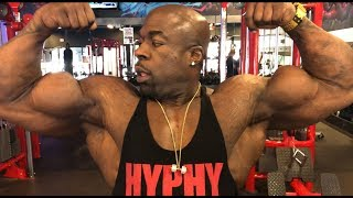 BIG ARMS WORKOUT (EXERCISES YOU MUST DO) | Kali Muscle