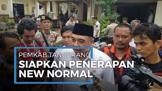 Kabupaten Tangerang Bersiap Terapkan New Normal dengan Lakukan Pembukaan Tempat Ibadah