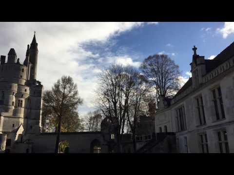 Renaissance du logis des évèques - Septmonts - 18 novembre 2016 (ouverture dans une nouvelle fenêtre)