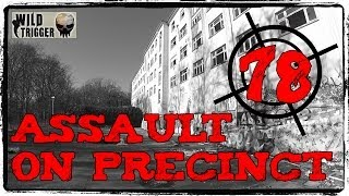 preview picture of video '(Airsoft) Assault on Precinct 78 - Wild Trigger - 02/2014'