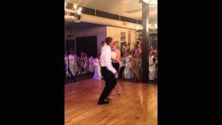 "Mother/Son Dance - ""How Sweet it is to be Loved by You"""