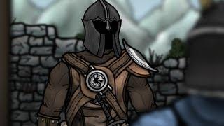 The Senile Scribbles: Skyrim Parody - Part 1
