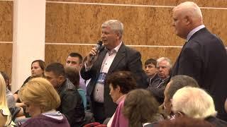 Відеорепортаж 2 з Міжнародного медичного конгресу.