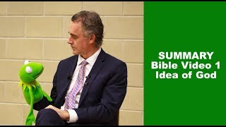 Summary Jordan Peterson Bible Idea Of God