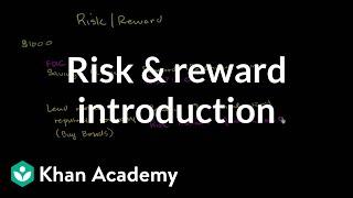 Risk and reward introduction   Finance & Capital Markets   Khan Academy