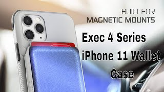Ghostek Exec 4 Series for iPhone 11 Pro Max Wallet